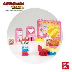 麵包超人-最可愛了! 紅精靈的夢幻房間(3歲-)