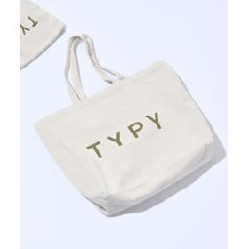 CIAOPANIC TYPY(チャオパニックティピー) レディース TYPYトートバッグ オフホワイト
