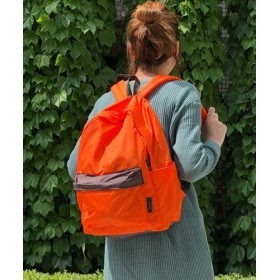 Daily russet(デイリー ラシット) レディース Backpack(L)/リュックサック オレンジ