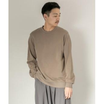 SENSE OF PLACE(センスオブプレイス) トップス スウェット カラースウェットシャツ