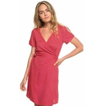 ロキシー Roxy レディース ワンピース ワンピース・ドレス Monument View Dress American Beauty Polkadot