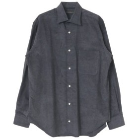 アーバンリサーチ URBAN RESEARCH Tailor モクコードリラックスシャツ メンズ GRAY L 【URBAN RESEARCH】
