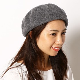 [マルイ] 【選べる3サイズ・サイズ調整】ラクチンきれい帽子(フェルトベレー/ユニセックス/レディース/メンズ)/ノエマ(NOEMA)