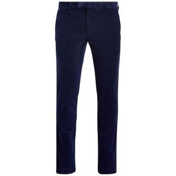 《期間限定セール開催中!》POLO RALPH LAUREN メンズ パンツ ブルー 30W-34L コットン 99% / ポリウレタン 1% Stretch Slim Fit Corduroy Pant