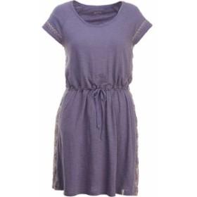 ウールリッチ Woolrich レディース ワンピース ワンピース・ドレス Eco Rich Bell Canyon Dress II Violet Indigo