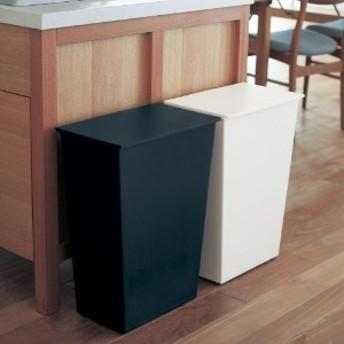 縦横選べるキャスター付きゴミ箱クード36L