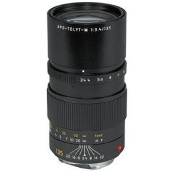 【送料無料】LEICA ライカ カメラレンズ アポ・テリートM 135mm/F3.4 ライカMマウント 11889
