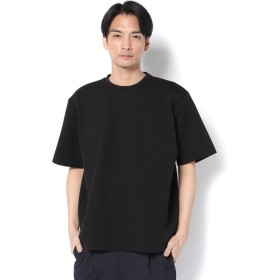 COLONY 2139(COLONY 2139) メンズ ダブルジャージーワイド半袖Tシャツ ブラック