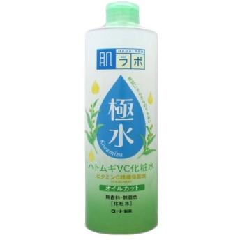 【あわせ買い2999円以上で送料無料】肌研 極水 ハトムギVC化粧水 400ml