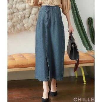 ANAP(アナップ)フロントスリットセミタイトスカート