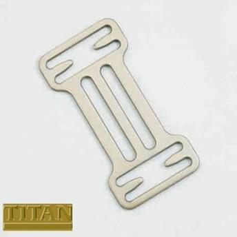 サンコー(タイタン)/ハーネス用部品/TBハーネス用胴ベルト固定板/安全帯用/規格適合品
