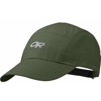 アウトドアリサーチ Outdoor Research レディース キャップ 帽子 Halo Rain Cap Fatigue