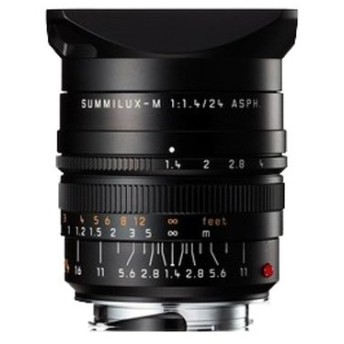 【送料無料】LEICA ライカ カメラレンズ SUMMILUX-M ズミルックスM F1.4/24mm ASPH. ライカMマウント 11601