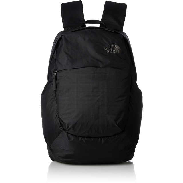 [ザ・ノース・フェイス] リュック Glam Daypack メンズ ブラック