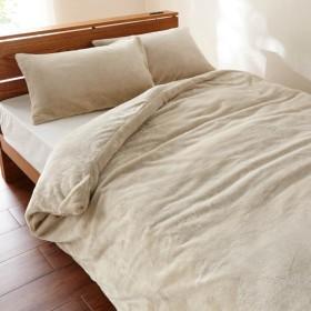 掛け布団カバー 布団カバー シングル 150×210 洗える 暖かい おしゃれ 安い シンプル 冬 秋 ふわふわ ふかふか なめらか もこもこ 寒がり メルトロ