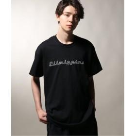 (JOURNAL STANDARD/ジャーナルスタンダード)ELIMINATOR/エリミネーター CADILLAC T-Shirt/メンズ ブラック