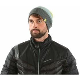 ラスポルティバ La Sportiva ユニセックス ニット 帽子 Syber Beanie Stone Blue/Slate