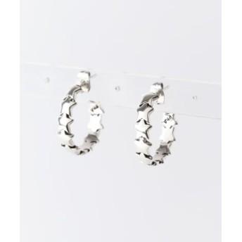 URBAN RESEARCH(アーバンリサーチ) アクセサリー ピアス PHILIPPE AUDIBERT Rory hoop stars earrings【送料無料】