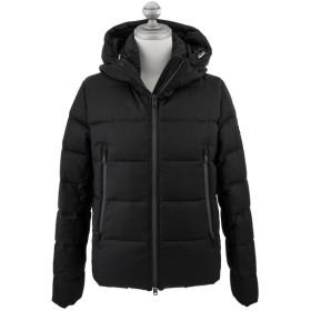 TATRAS タトラス ダウンジャケット 2019年-2020年秋冬新作 MTK20A4148 AGORDO メンズ ウール ダウンコート BLACK ブラック 1-5