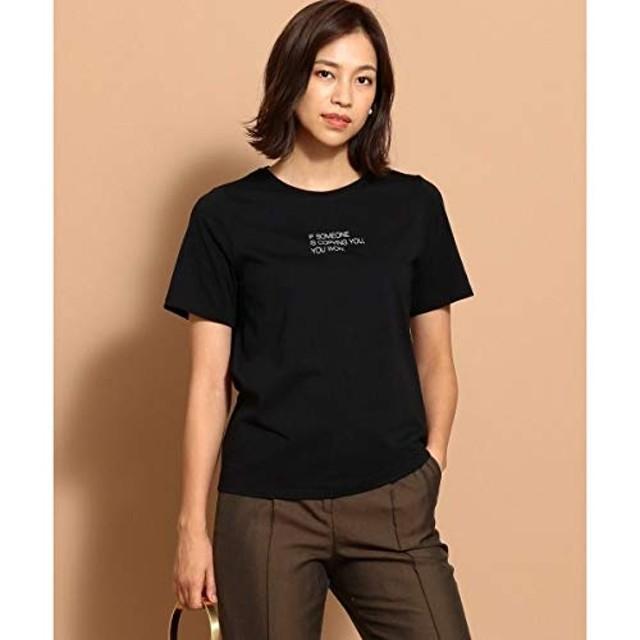 アイシービー(ICB) Cotton Jersey ロゴTシャツ【ブラック系/S】