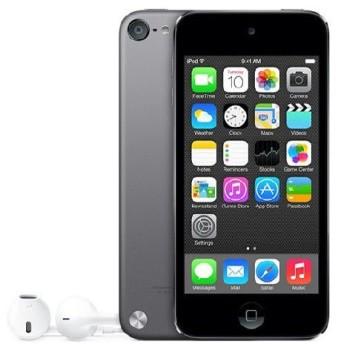 【タイムセール!!本日23時まで!!】●APPLE アップルiPod touch 【第5世代】 MGG82J/A [16GB スペースグレイ]●【送料区分:Mサイズ】