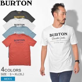 BURTON バートン Tシャツ 半袖 DURABLE GOODS SS TEE 203821 メンズ 黒 白 ブランド