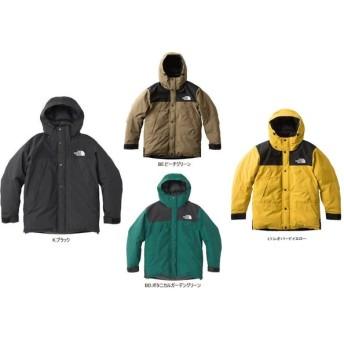 【2018-19 Fall&Winter】【送料無料】THE NORTH FACE/ノースフェイス Mountain Down Jacket(マウンテンダウンジャケット)/ND91837