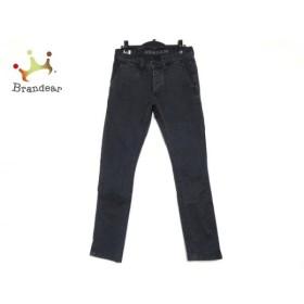 デンハム DENHAM パンツ サイズ30 メンズ ダークグレー LONDON SLIM FIT 新着 20190831
