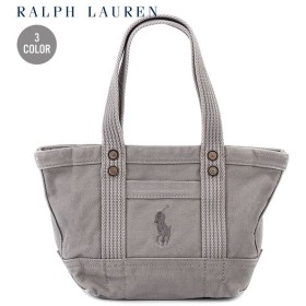 Ralph Lauren ラルフローレン トートバッグ 428719839 MINI PP TOTE-SMALL 男女兼用 ビッグポニー ミニトートバッグ スモール 全3色