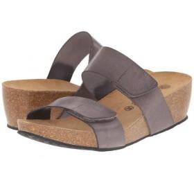 Eric Michael(エリックマイケル) レディース 女性用 シューズ 靴 サンダル Liat - Grey 37 (US Women's 6.5-7) M (B) [並行輸入品]