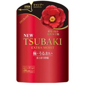 【あわせ買い2999円以上で送料無料】TSUBAKI(ツバキ) エクストラモイスト シャンプー Na つめかえ用 345ml