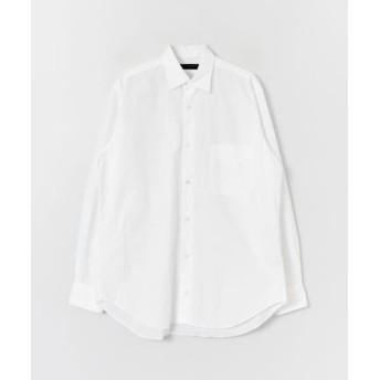 アーバンリサーチ URBAN RESEARCH Tailor タイプライターリラックスシャツ メンズ WHITE M 【URBAN RESEARCH】