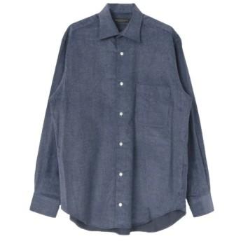 アーバンリサーチ URBAN RESEARCH Tailor モクコードリラックスシャツ メンズ NAVY M 【URBAN RESEARCH】