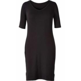 ロイヤルロビンズ Royal Robbins レディース ワンピース ワンピース・ドレス Kickback To Front Dress Jet Black