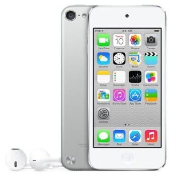 【タイムセール!!本日23時まで!!】●APPLE アップルiPod touch 【第5世代】 MGG52J/A [16GB ホワイト&シルバー]●【送料区分:Mサイズ】