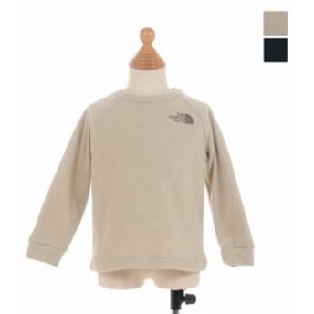THE NORTH FACE(ザ・ノースフェイス) キッズ 長袖 Tシャツ ロングスリーブマイクロフリースクルー L/S Micro Fleece Crew NAJ71941 20