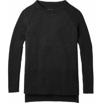 スマートウール Smartwool レディース チュニック トップス Ripple Creek Tunic Sweater Charcoal Heather