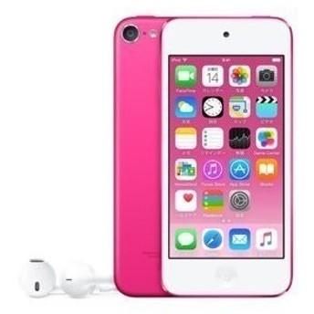 【タイムセール!!本日23時まで!!】●APPLE アップル iPod touch 【第6世代】 MKWK2J/A [128GB ピンク]●新品・未開封品・安心のメーカ保証付き●