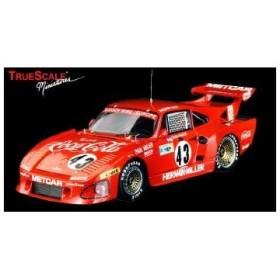 ポルシェ 935K3 ルマン #43 1981年 Bob Akin/Coca-Cola 10181/TrueScaleトゥルースケール 1/18 ミニカー