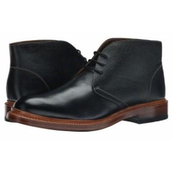 Stacy Adams ステーシーアダムス メンズ 男性用 シューズ 靴 ブーツ チャッカブーツ Madison II 65 Black Milled【送料無料】