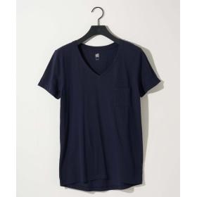 COLONY 2139(COLONY 2139) レディース ∨ネックベーシックTシャツ ネイビー