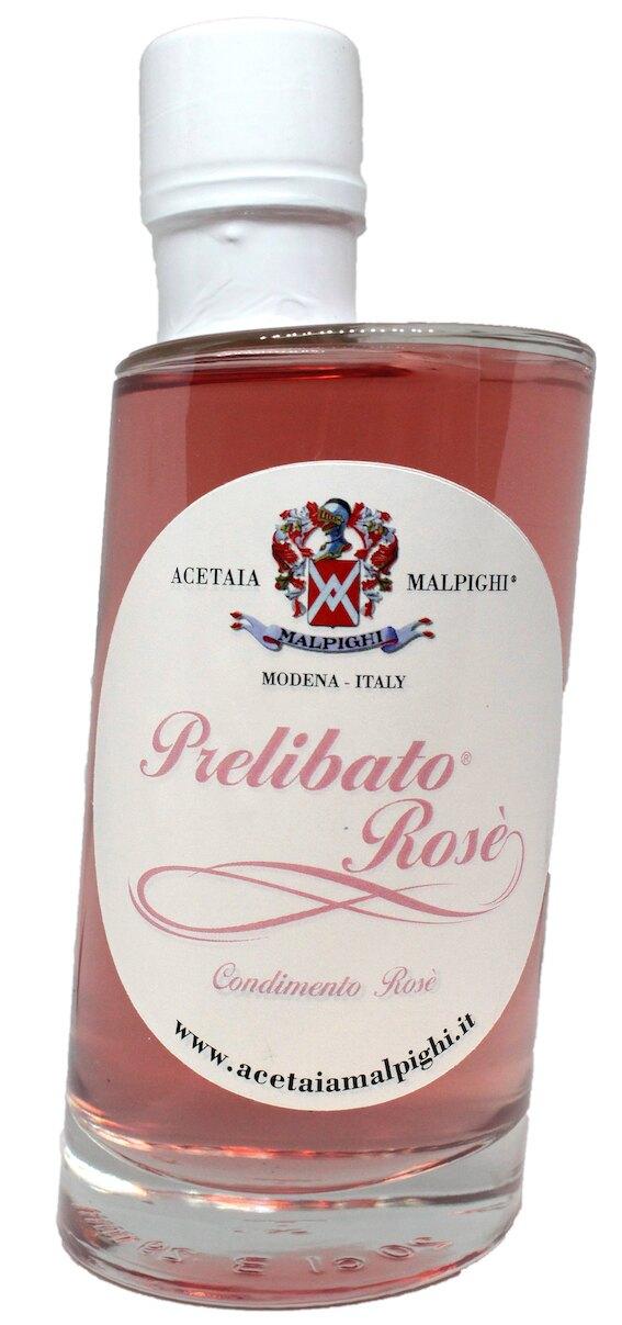 Malpighi瑪爾皮基 窖藏款六年期玫瑰風味醋 (200ml)