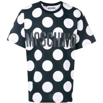 Moschino ドット Tシャツ - ブラック
