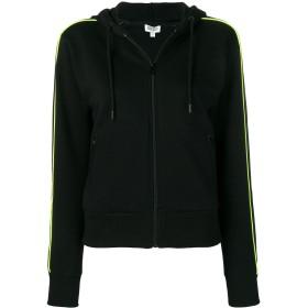 Kenzo ジップアップ スウェットシャツ - ブラック