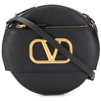 Valentino Valentino Garavani Vロゴ ショルダーバッグ - ブラック