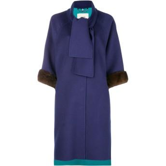 Fendi シングルコート - ブルー