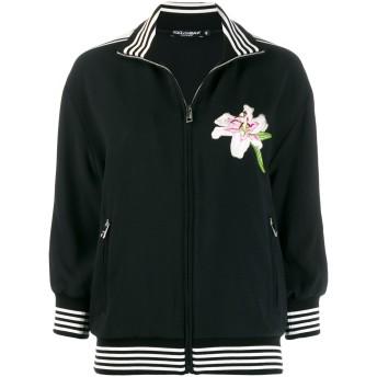 Dolce & Gabbana ロゴプリント ジャケット - ブラック