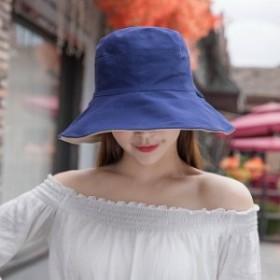 UVカット バケットハット 帽子 レディース 折りたたみ 日よけ 紫外線対策 日焼け対策 熱中症 UV対策 韓国風 男女