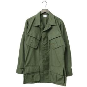 (デッドストック) DEAD STOCK『Jungle Fatigue Jacket』 (Small-Long/A, OLIVE)