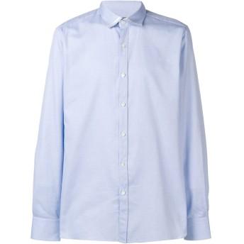 Lanvin チェック シャツ - ブルー